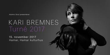 Kari Bremnes til Hamar