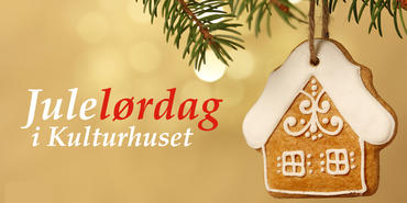 Duket for jul i Kulturhuset
