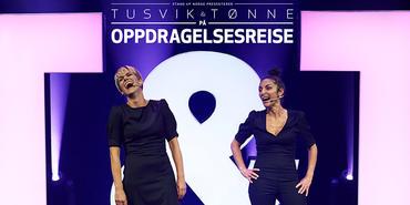 Tusvik & Tønne til Hamar kulturhus