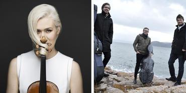 Eldbjørg Hemsing åpner ny konsertserie
