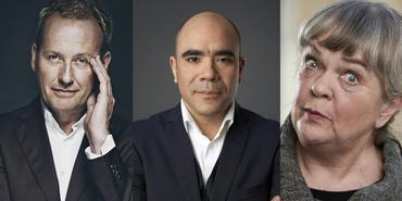 Tre nye artister klare for høsten
