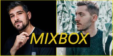 Leo Ajkic & Ruben til MixBox i april!