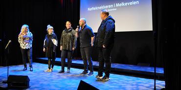 Nøtteknekkeren møter elektronika i ny storsatsing i Kulturhuset